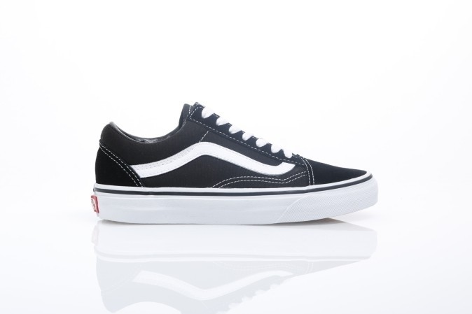 Afbeelding van Vans Classics VD3H-Y28 Sneakers Old skool Zwart