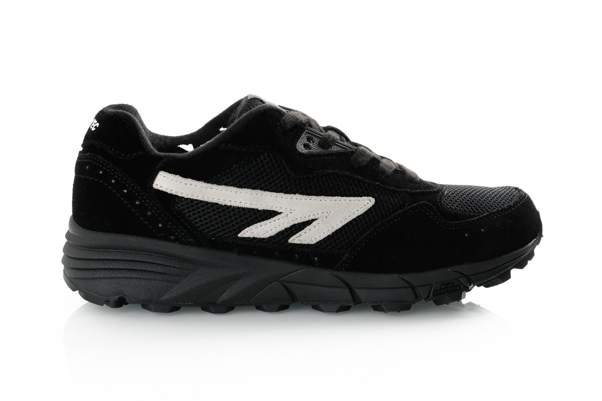 Foto van Hi-Tec Shadow Tl S010005/021 Sneakers Black/White