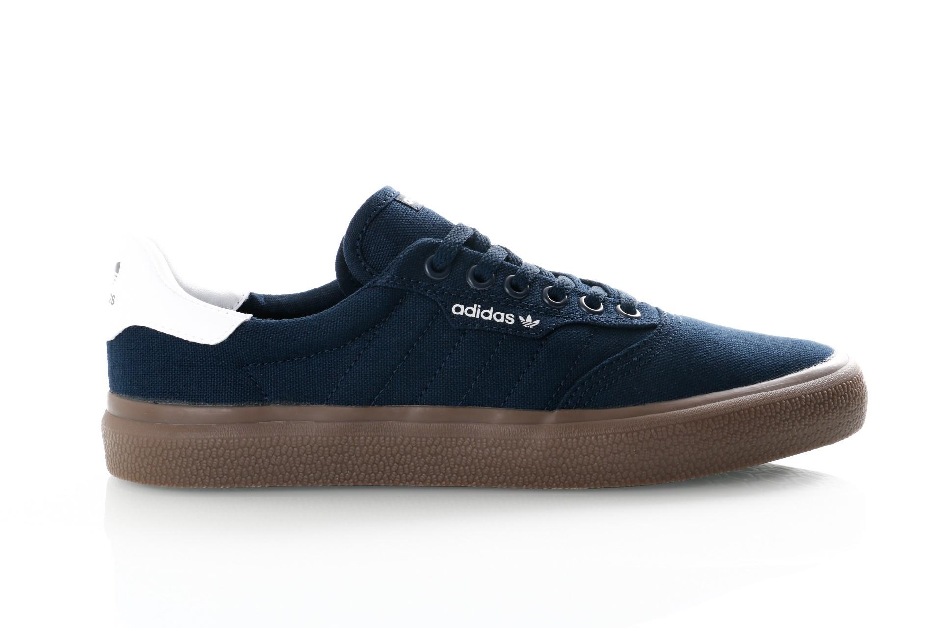 Foto van Adidas 3MC G54654 Sneakers collegiate navy/ftwr white/GUM5
