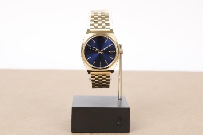 Foto van Nixon A045-1931 Watch Time teller Goud