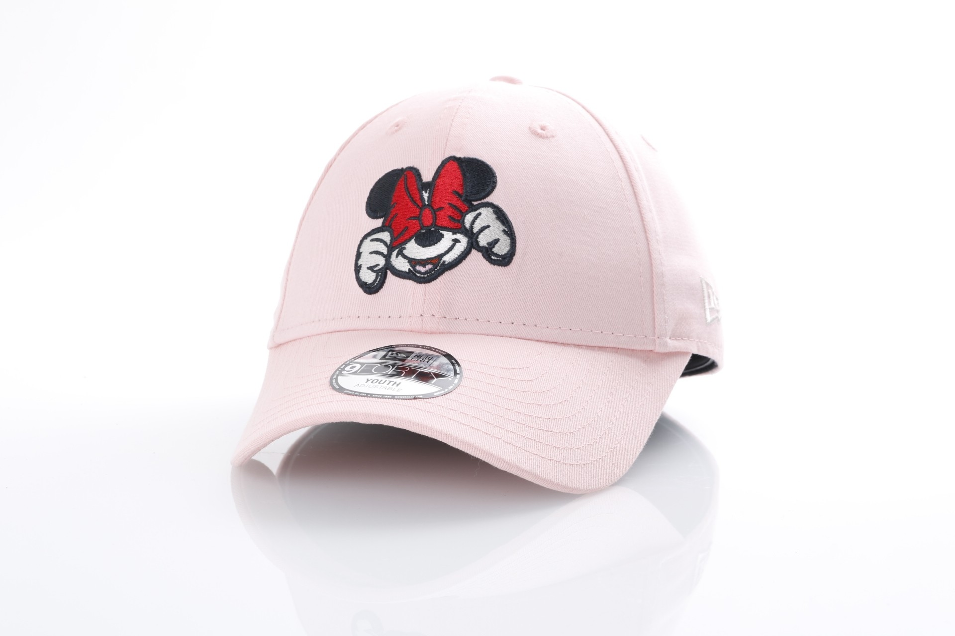 Foto van New Era Disney Kids 80536737 Dad cap Kids Disney expression 940 Minnie Mouse Roze