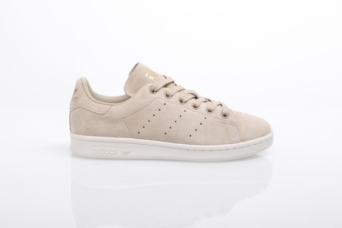 Foto van Adidas Originals BB0039 Sneakers Stan Smith Bruin