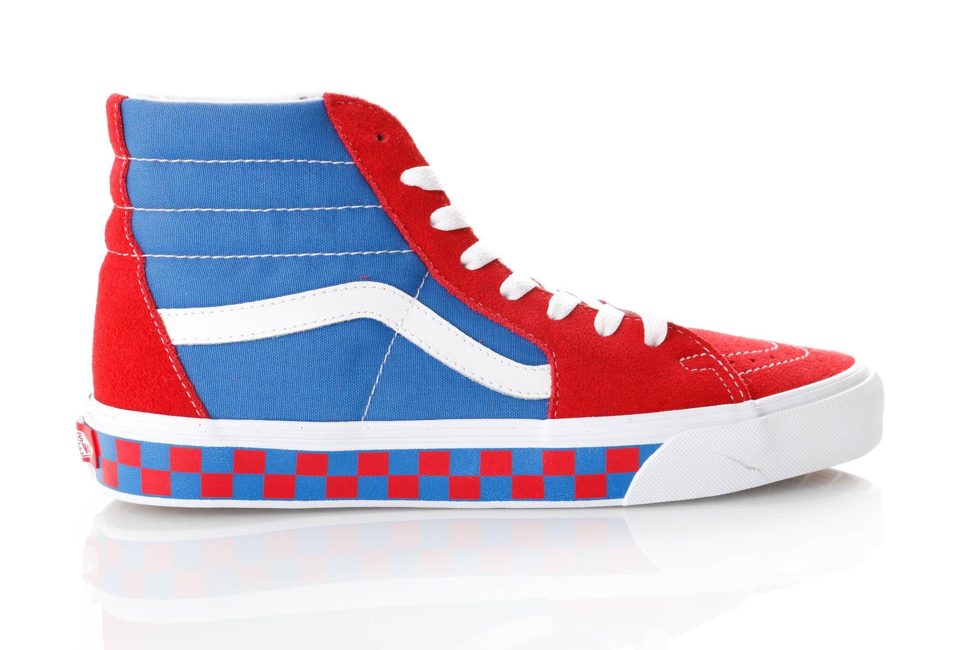 Foto van Vans UA SK8-Hi VN0A38GES3E1 Sneakers (HERITAGE CBRD)RCRD/VB/TW