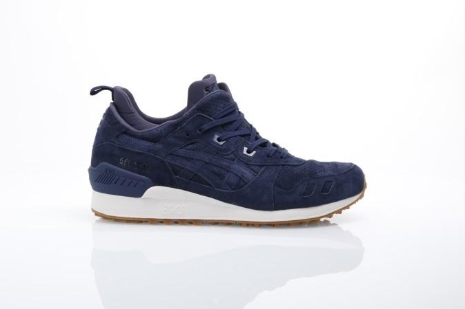 Foto van Asics HL7Y1-5858 Sneakers Gel-lyte mt Blauw