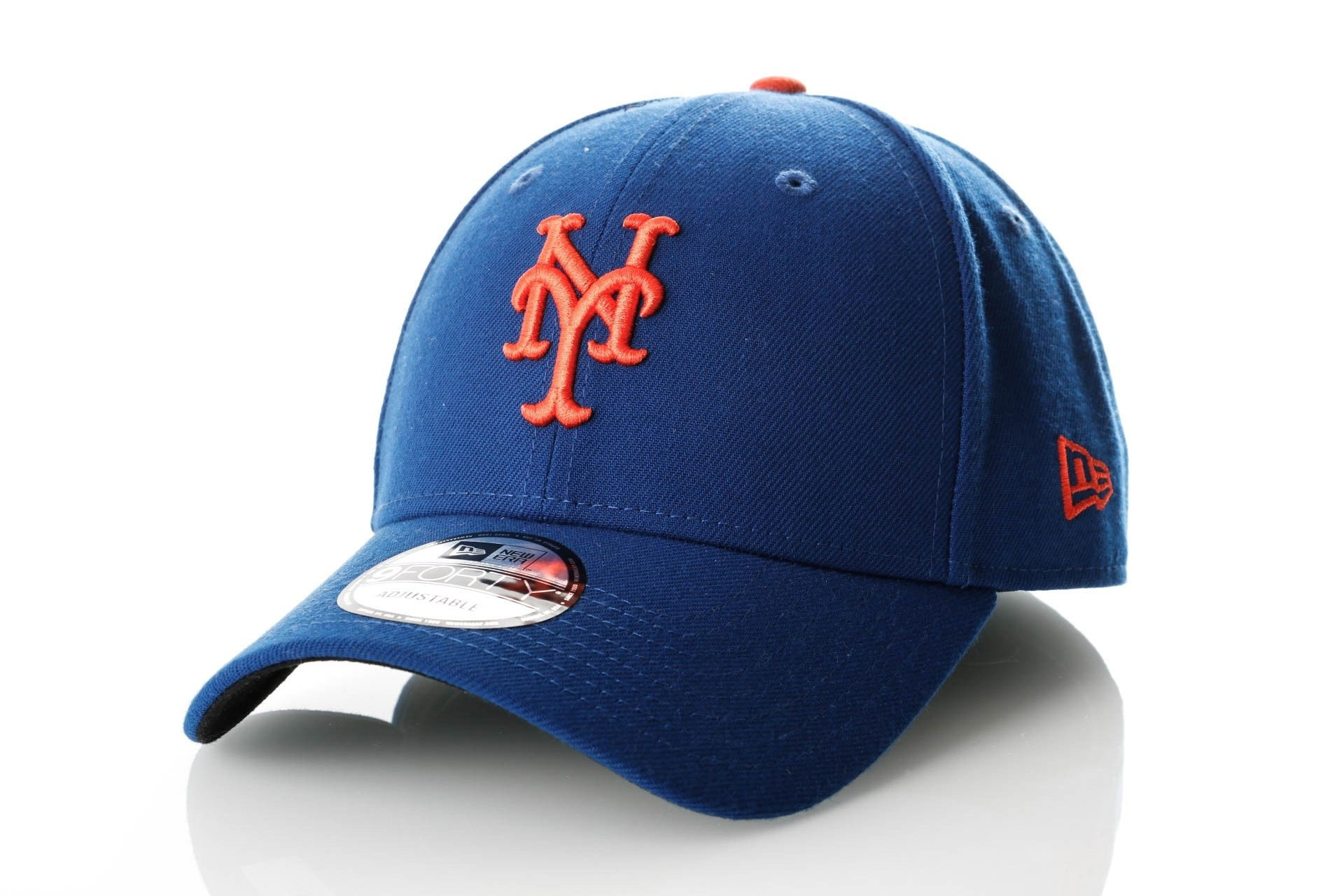 b892df4bf0a New Era Mlb The League New York Mets 10047537 Dad Cap Official Team Colour  Mlb