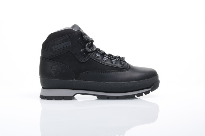 Afbeelding van Timberland CA1K6V Boots Euro hiker leather Zwart