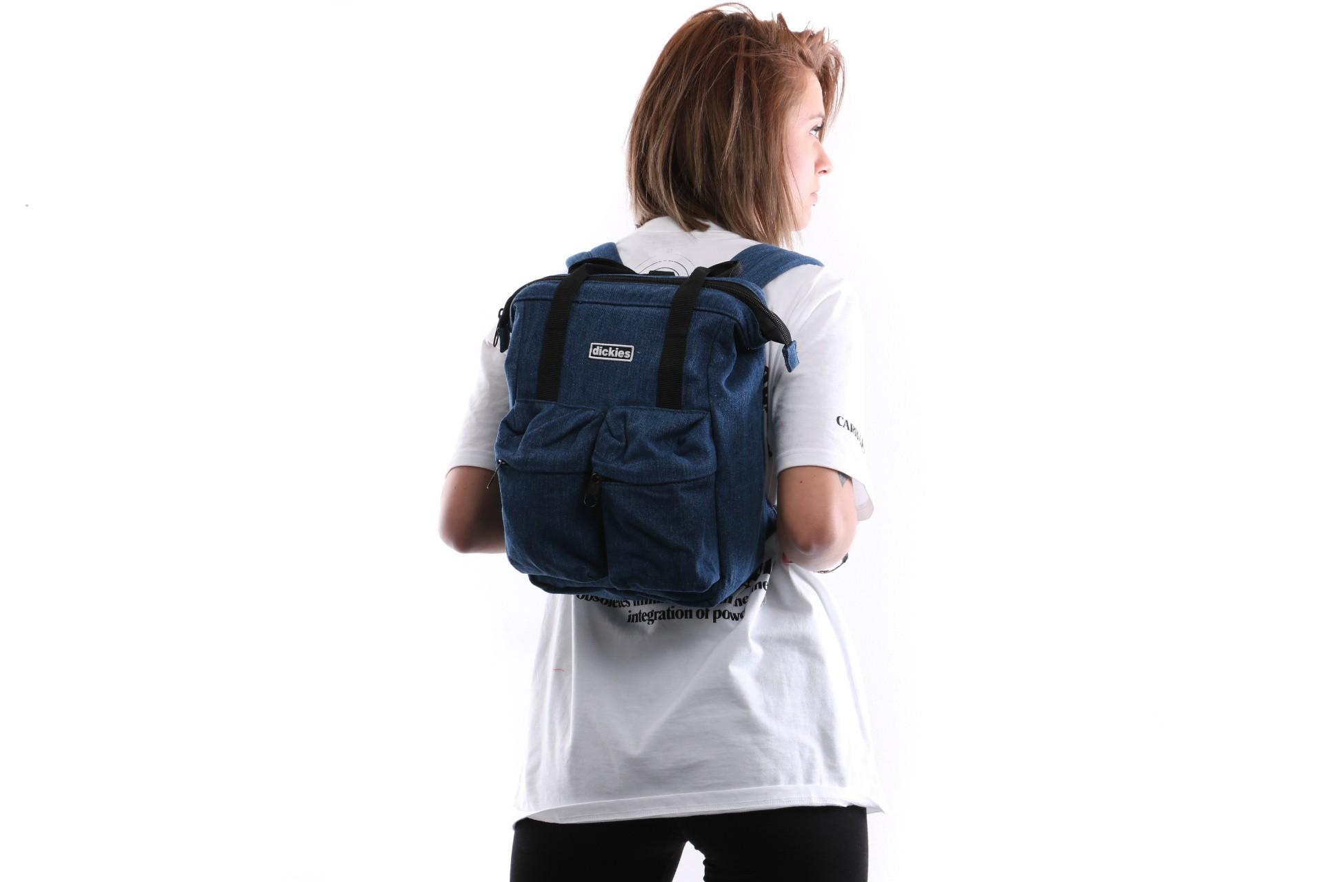 Foto van Dickies Schoudertas Haywood Backpack Rinsed DK843016