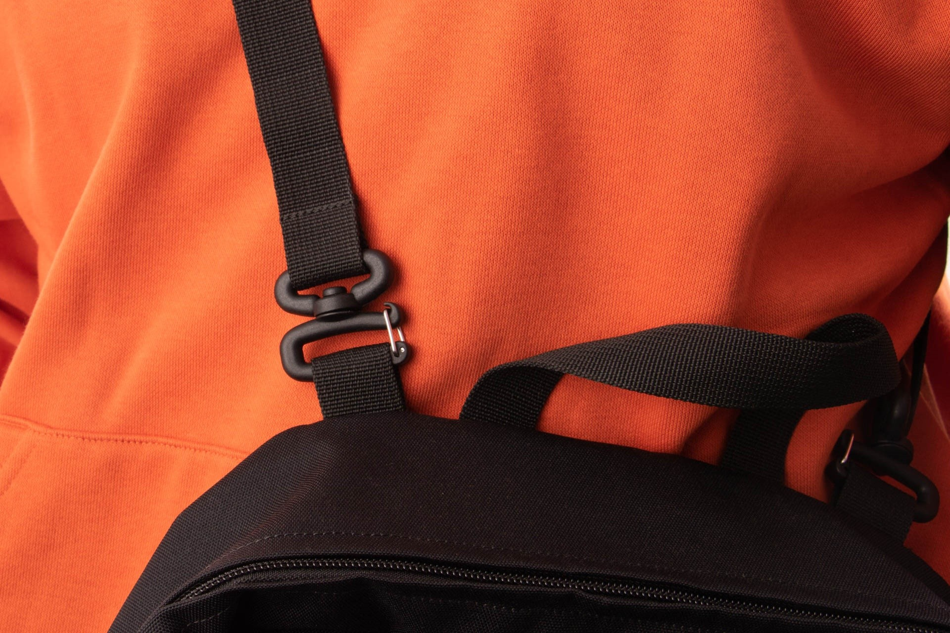 cd1dff53ab6 Afbeelding van Carhartt WIP Payton Shoulder Bag I025414 Schoudertas Black /  White