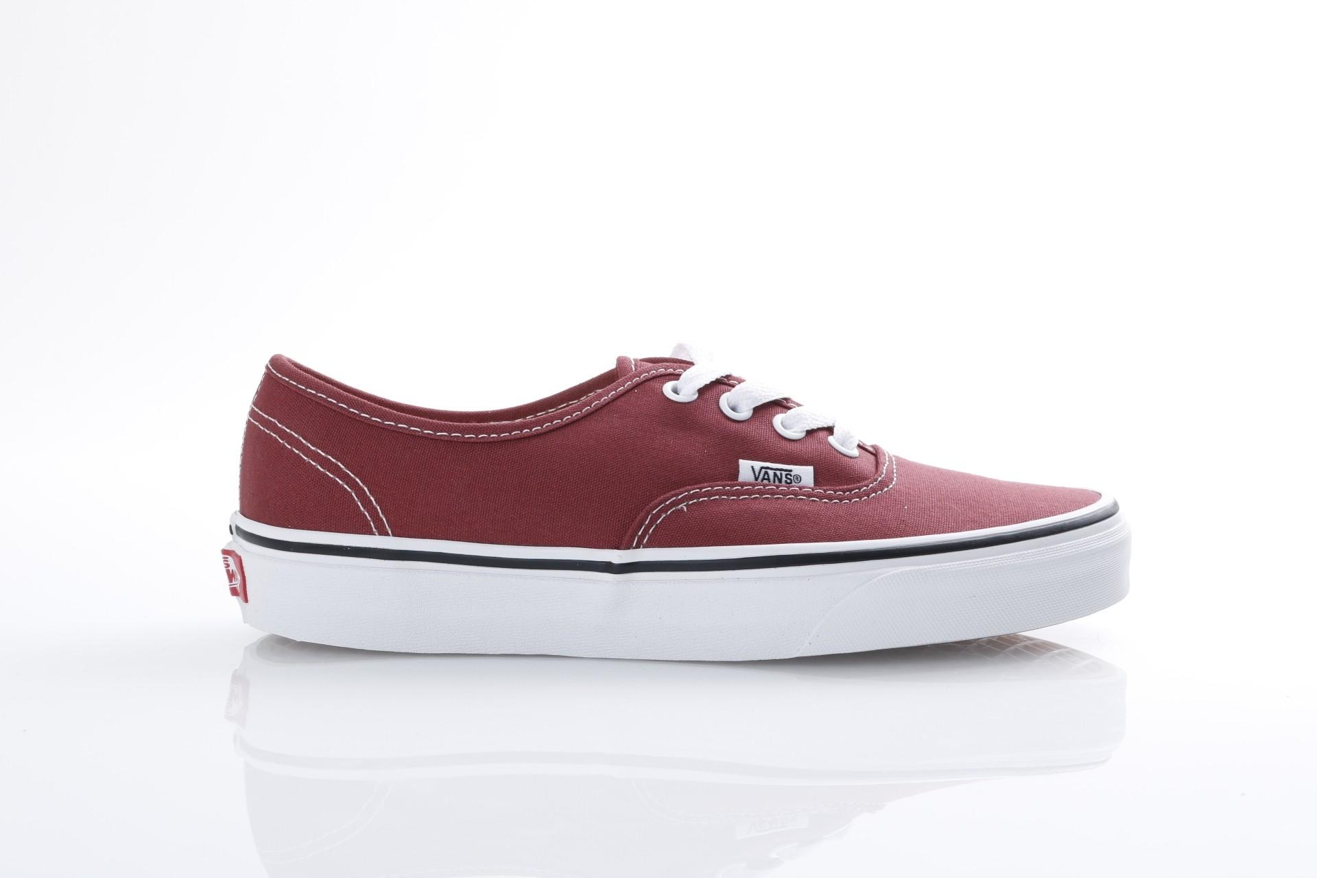 Afbeelding van Vans Classics VA38EM-Q9S Sneakers Authentic Rood
