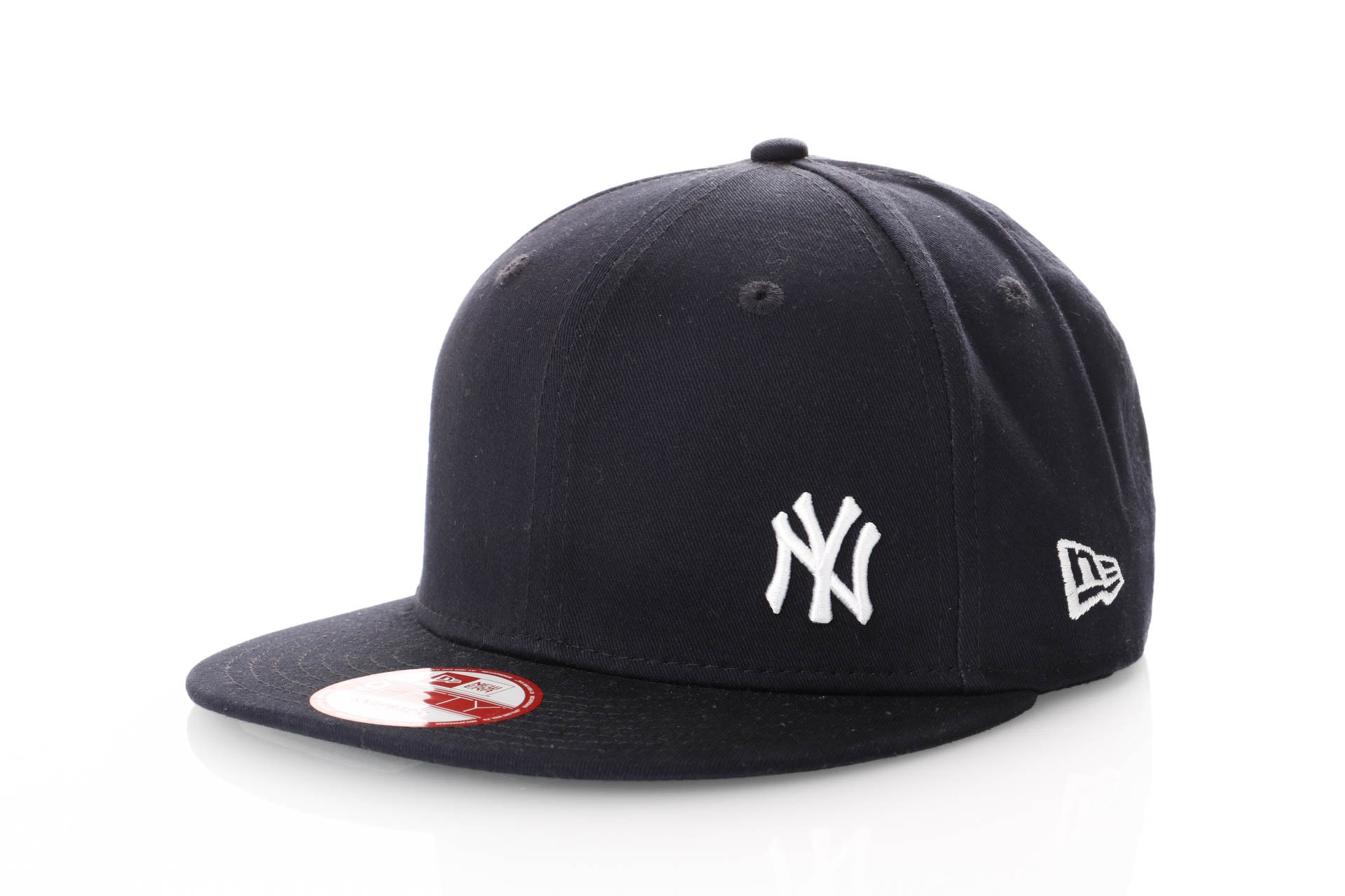 Foto van New Era Flawless 80212900 Snapback Cap Navy Ny
