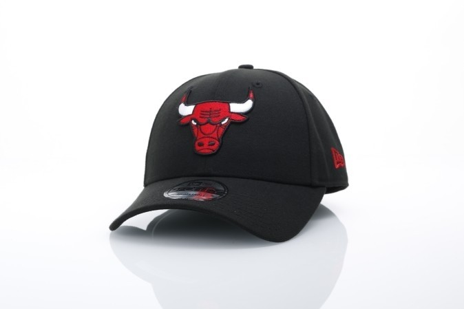 Afbeelding van New Era 11405614 Dad cap The league Chicago Bulls Official team colors