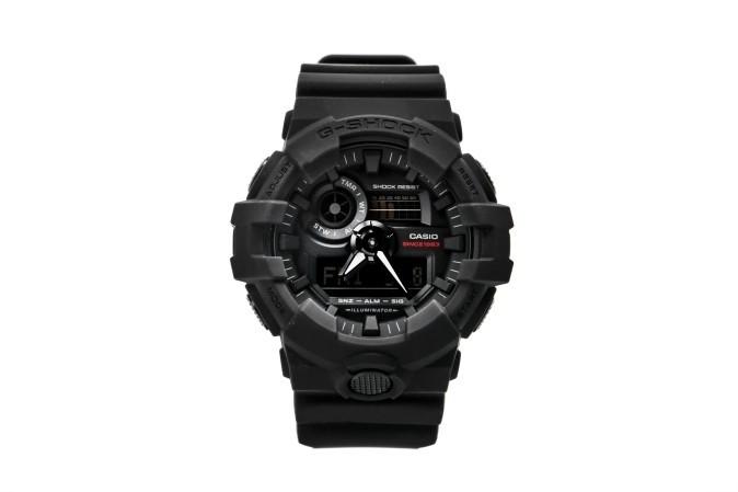 Foto van Casio G-Shock GA-735A-1AER Watch GA-735A Zwart