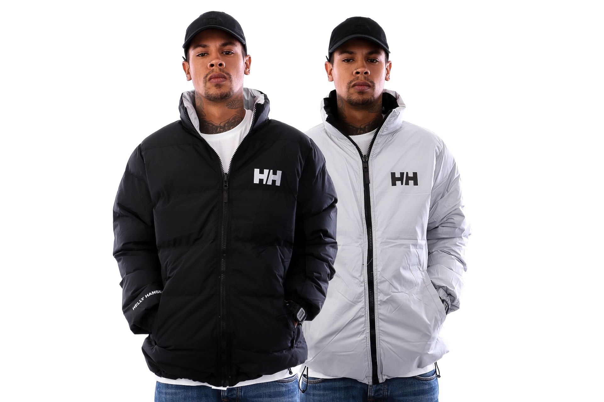 Afbeelding van Helly Hansen HH URBAN REVERSIBLE JACKET 29656 Jas BLACK