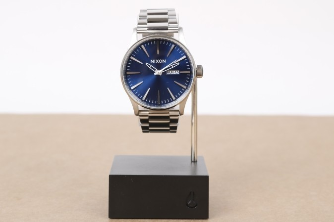 Foto van Nixon A356-1258 Watch Sentry ss Blauw