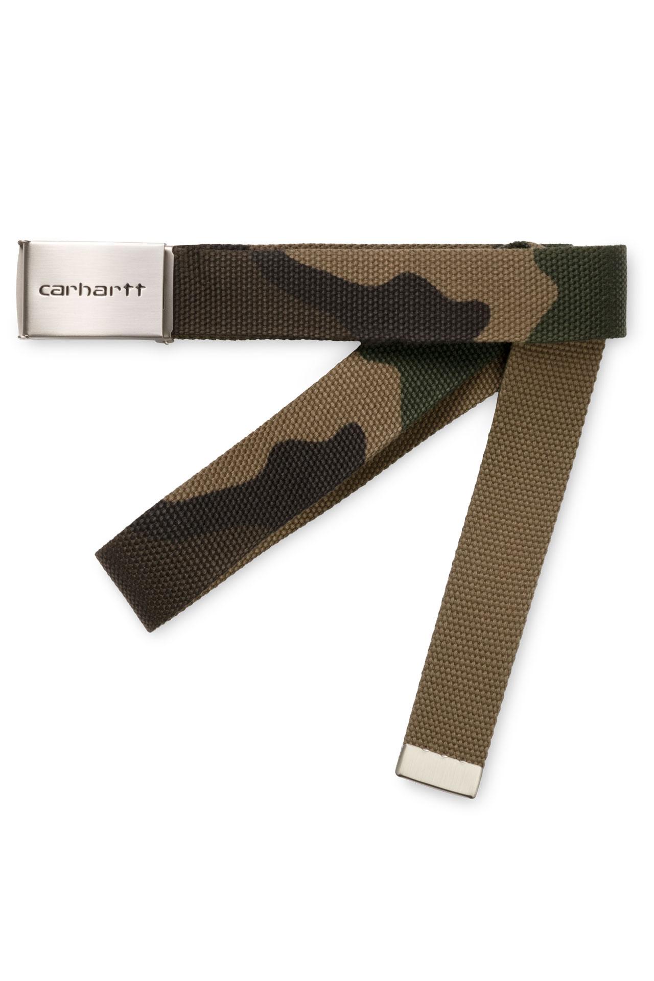 Foto van Carhartt Riem Clip Belt Chrome Camo Laurel I019176