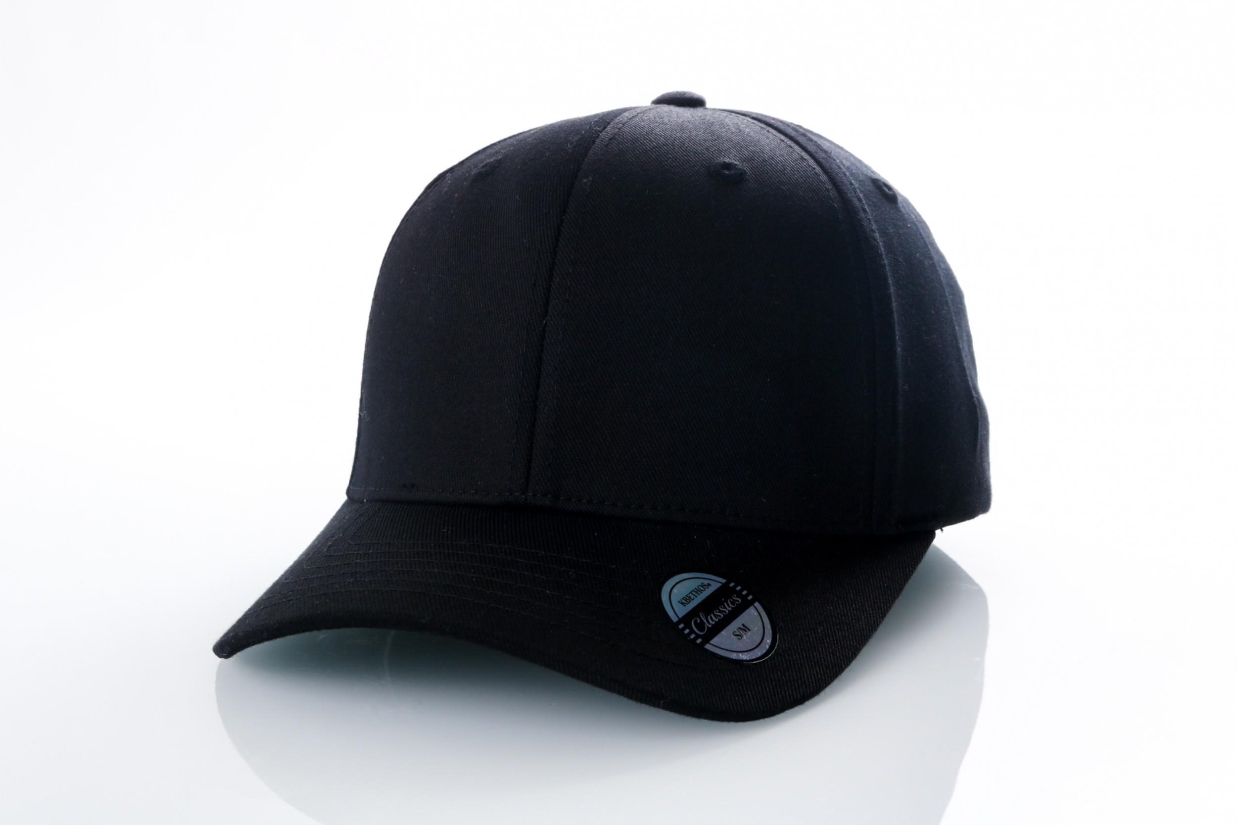 Afbeelding van Ethos Flex KBE-EZ FIT black KBE-EZ FIT dad cap black