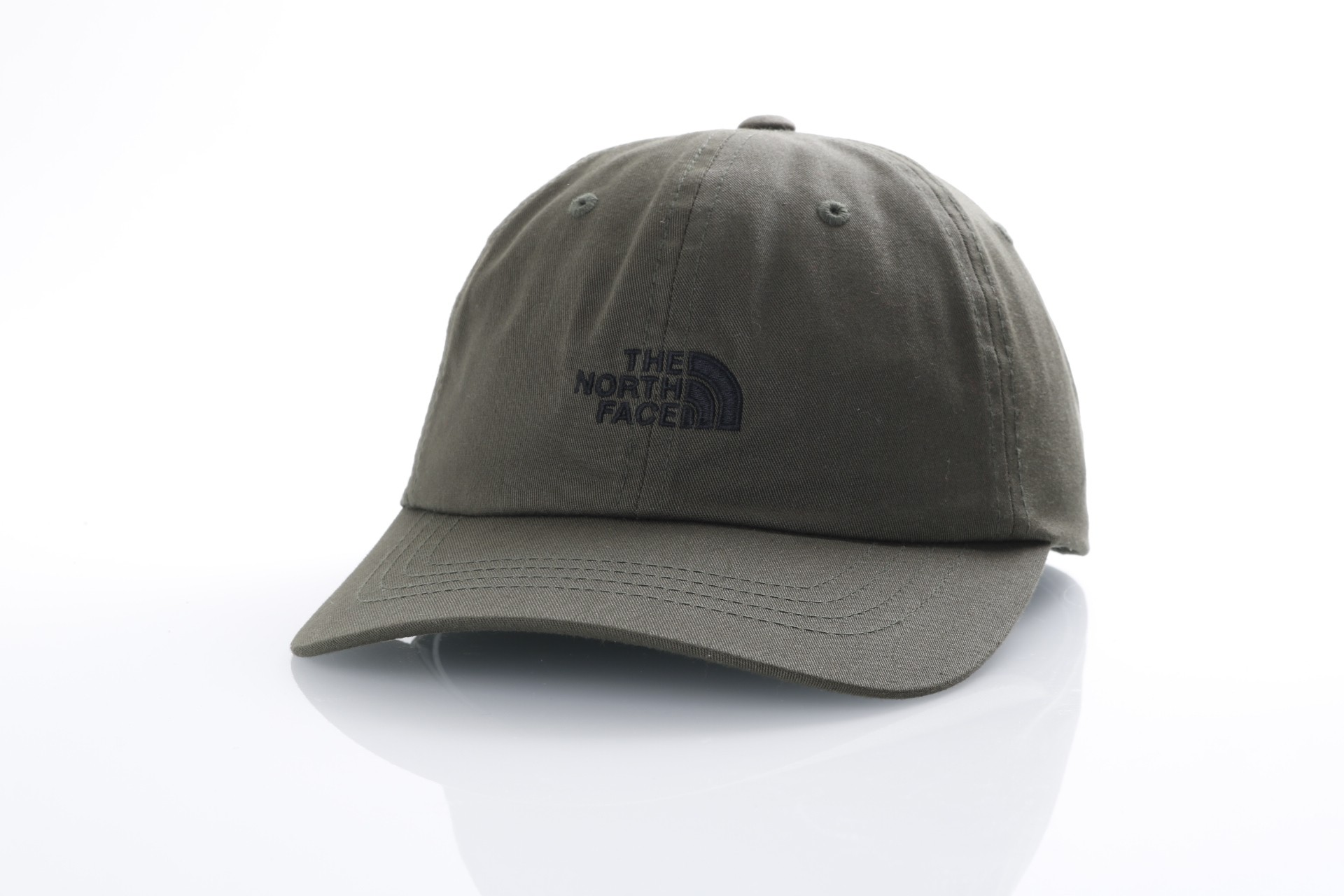 Foto van The North Face T9355W-BQW Strapback cap The norm Bruin