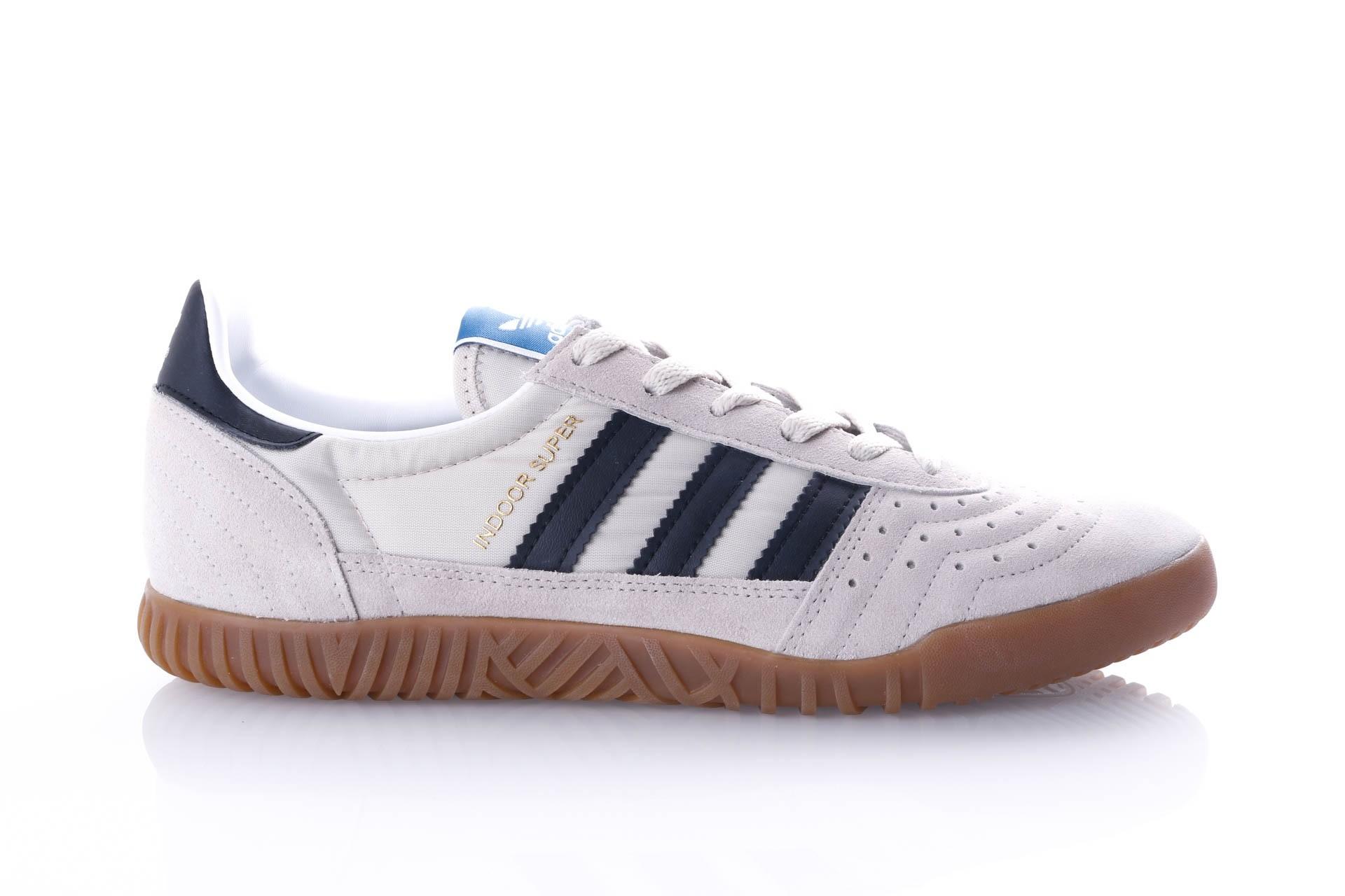 Foto van Adidas Indoor Super B41521 Sneakers TRACE CARGO/FTWR WHITE/GUM4