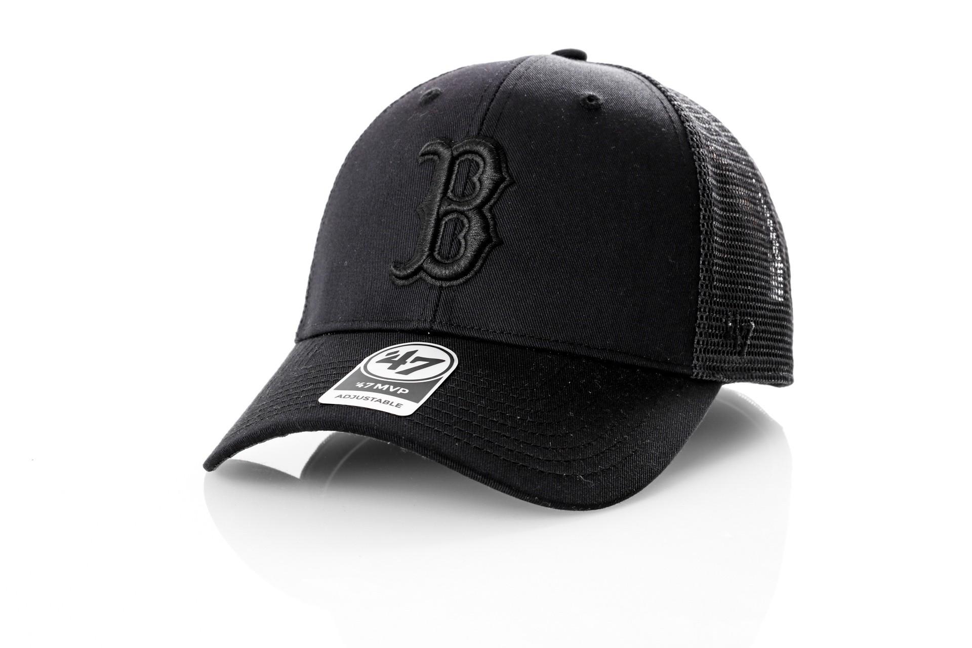Foto van 47 Brand B-BRANS02CTP-BK BLACK MLB Boston Red Sox