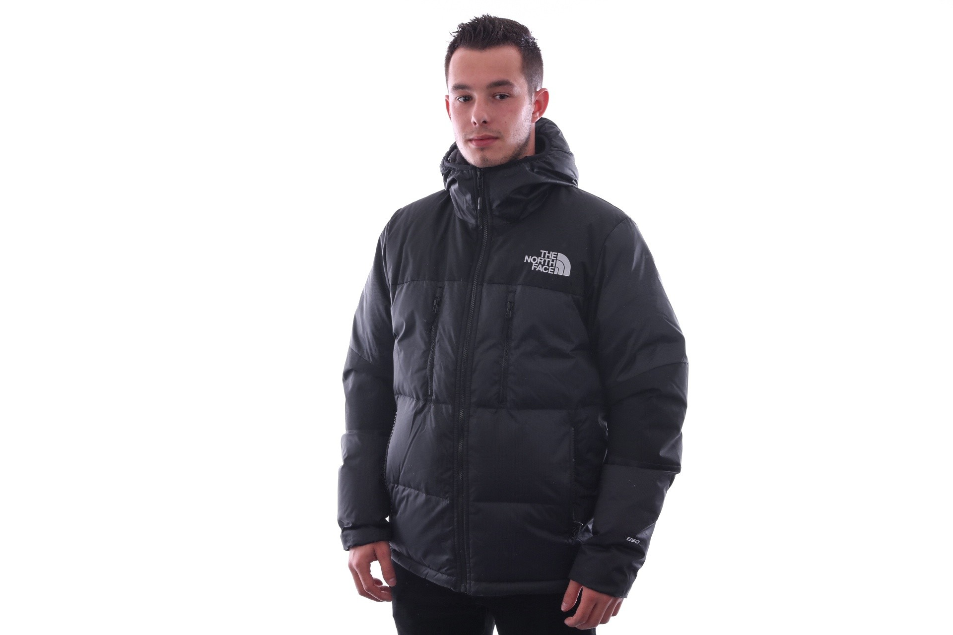 Foto van The North Face M HIM LIGT DOWN HOOD T93OEDJK3 Jas TNF BLACK