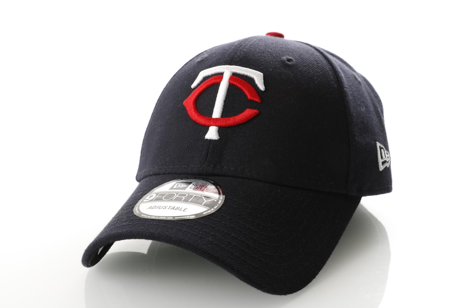 Afbeelding van New Era Mlb The League Minnesota Twins 10047535 Dad Cap Official Team Colour Mlb