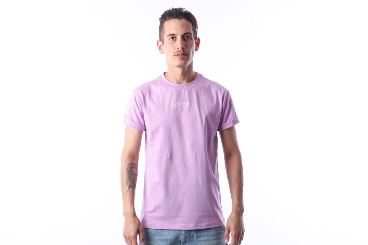 Foto van Instinct One Creator IO-18005 T-shirt Lila