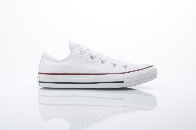 Foto van Converse M7652C Sneakers All Star Ox Wit