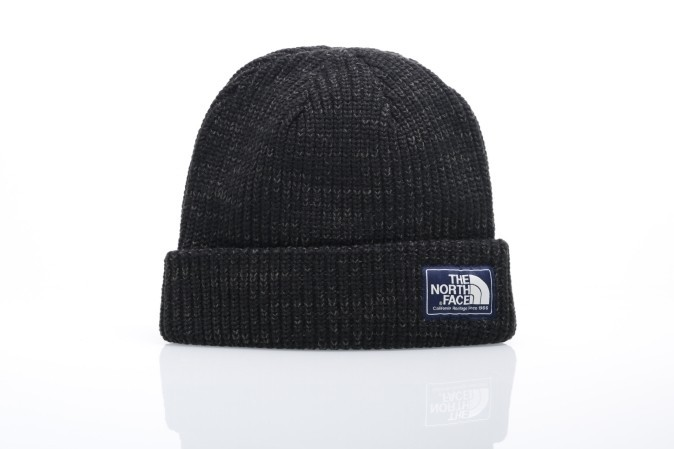 Afbeelding van The North Face T0A6W3-JK3 Beanie Salty dog Zwart