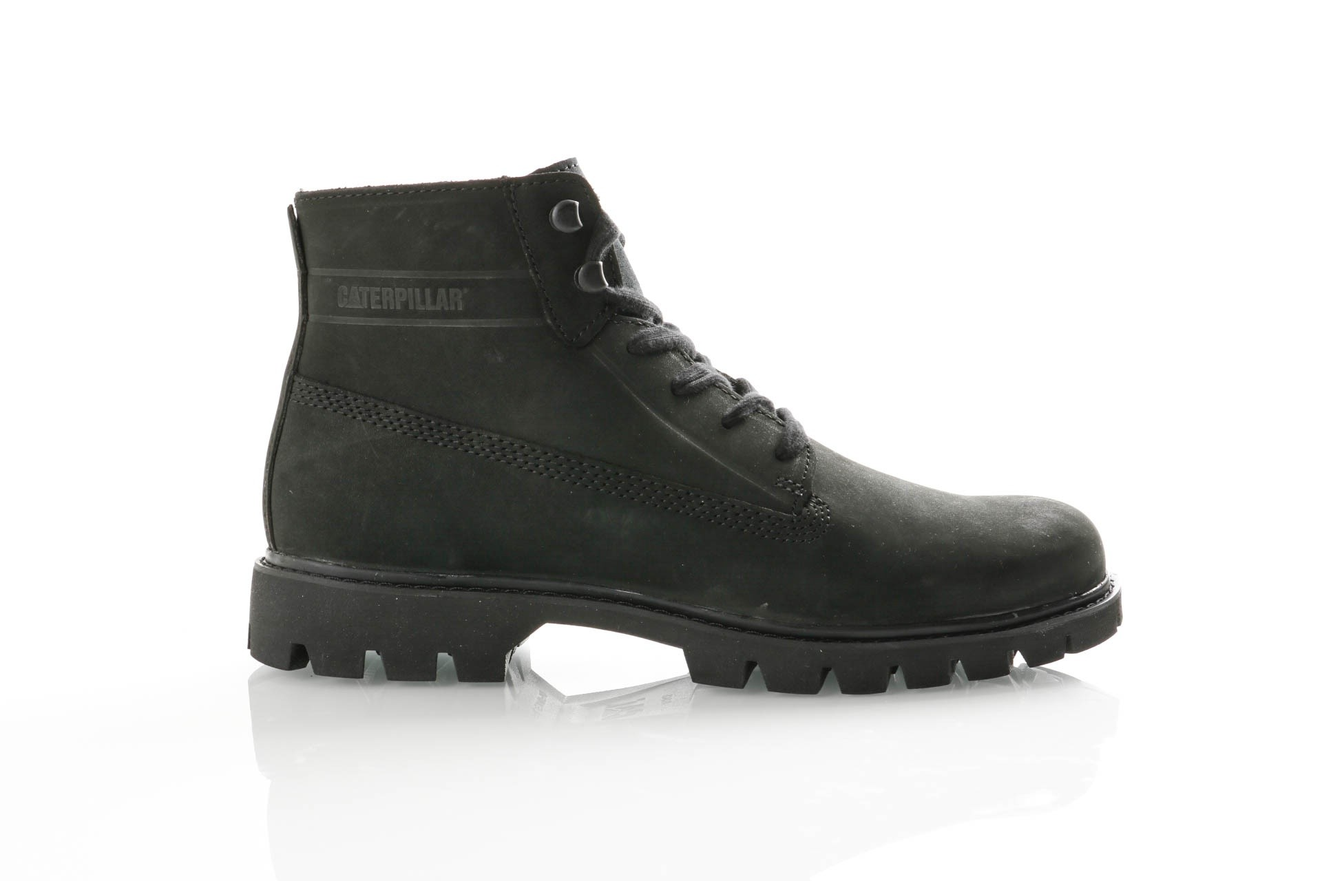 Foto van Caterpillar Basis Nubuck P722711 Sneakers BLACK