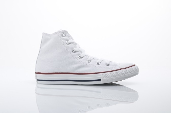 Foto van Converse M7650C Sneakers All Star Hi Wit