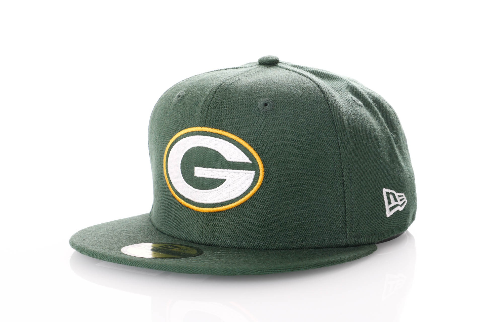 Foto van New Era Green Bay Champs Pack 59Fifty 11871527 Fitted Cap Offical Team Colour Nfl