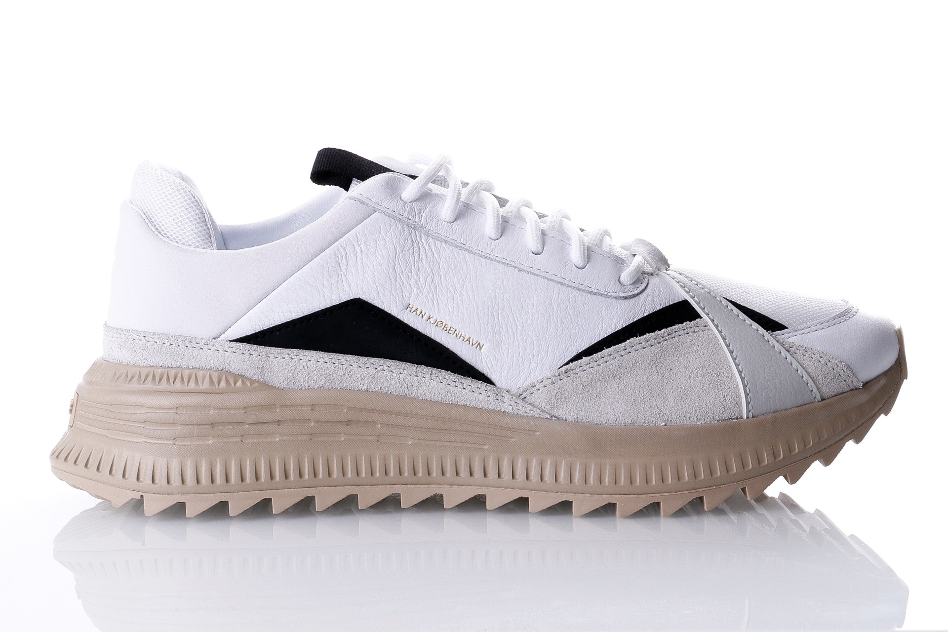 Afbeelding van Puma Avid HAN 367187 Sneakers steel grey-safari