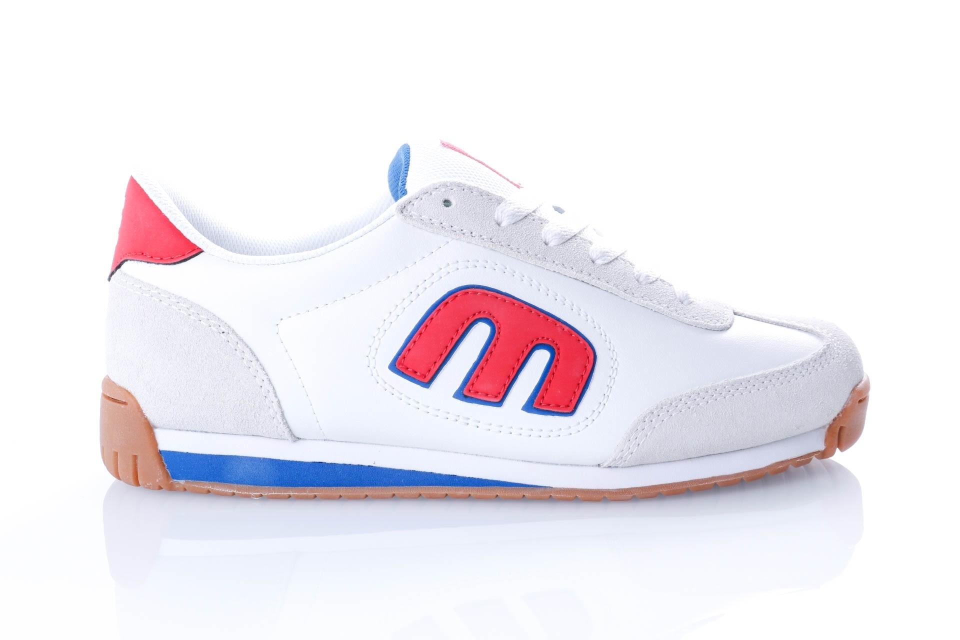 Foto van Etnies LO-CUT II LS 4101000365 Sneakers WHITE/BLUE/RED