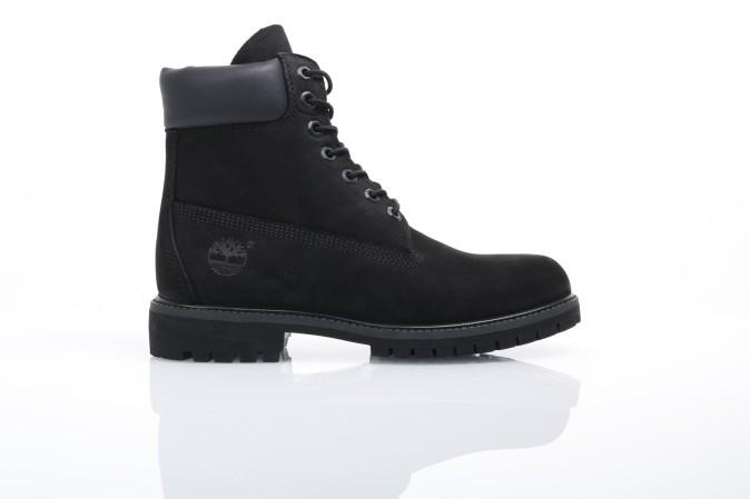 Foto van Timberland C10073 Boots 6-inch premium Zwart