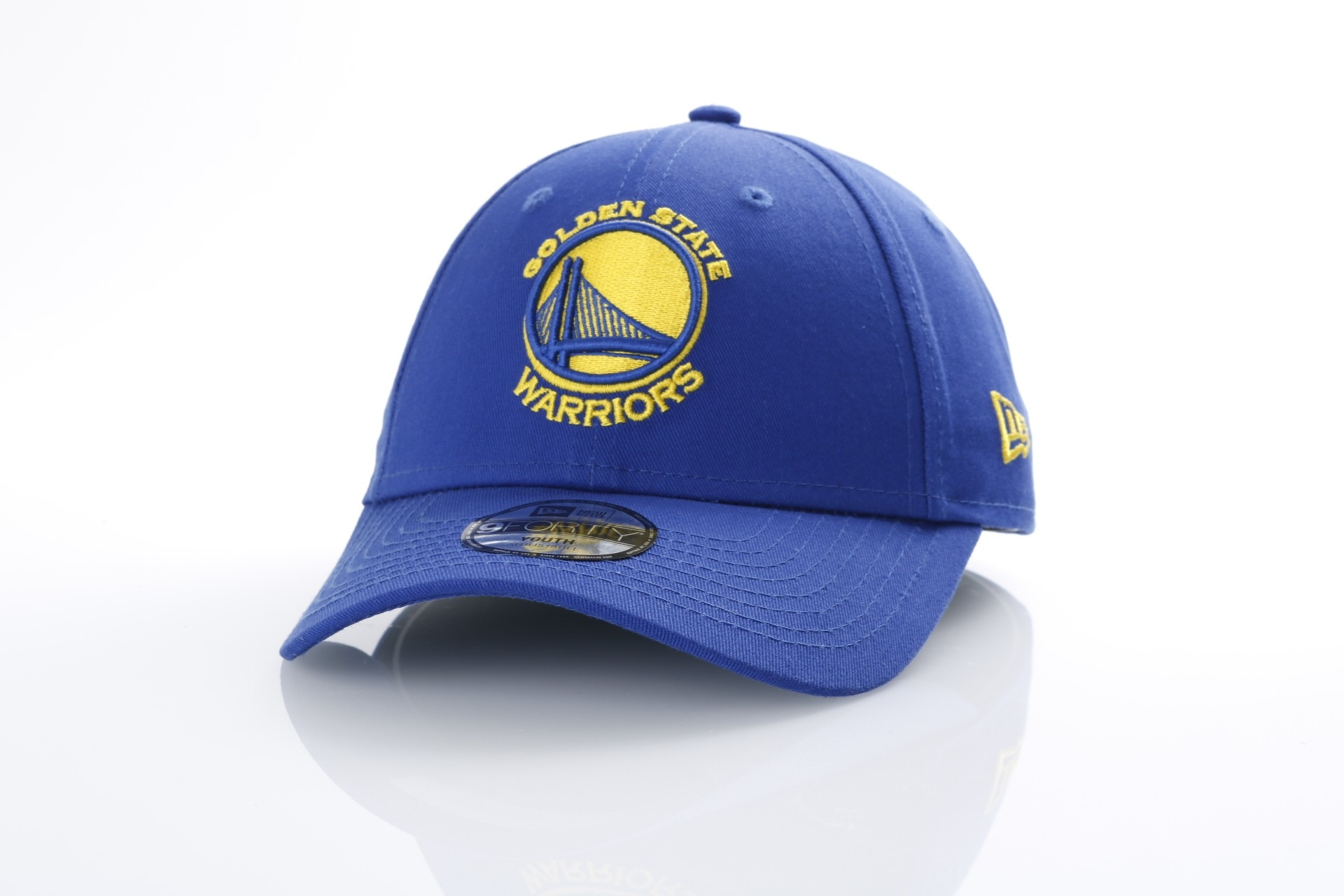Foto van New Era Kids 80536523 Dad cap Kids kids essential 940 Golden State Warriors Official team colors