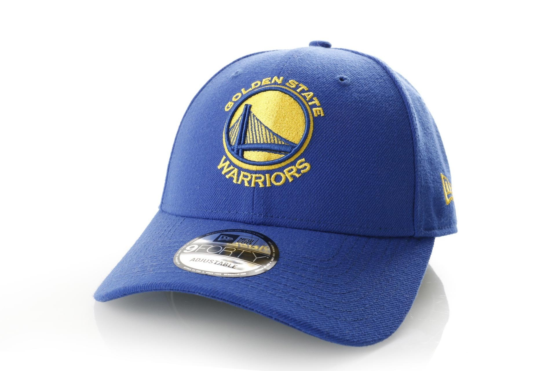 Foto van New Era 11405609 Dad Cap The League Golden State Warriors Official Team Colors