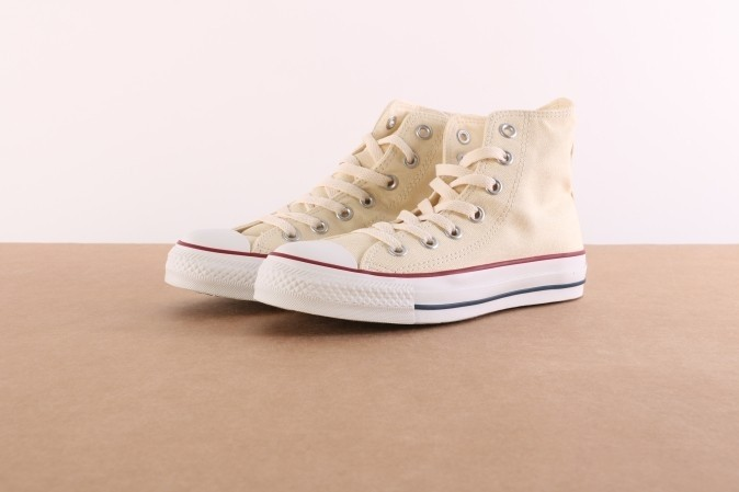 Foto van Converse M9162C Sneakers All Star Hi Wit
