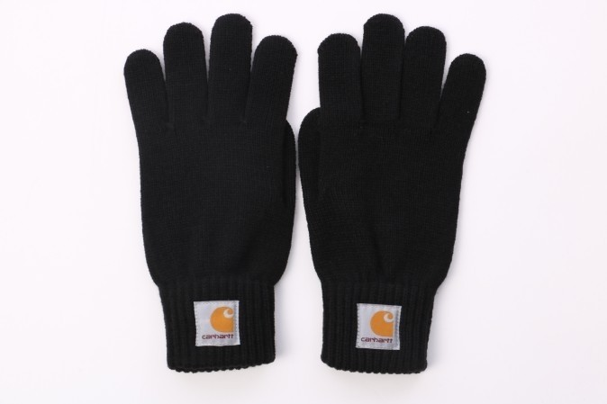 Foto van Carhartt WIP I021756-8900 Gloves Watch Zwart
