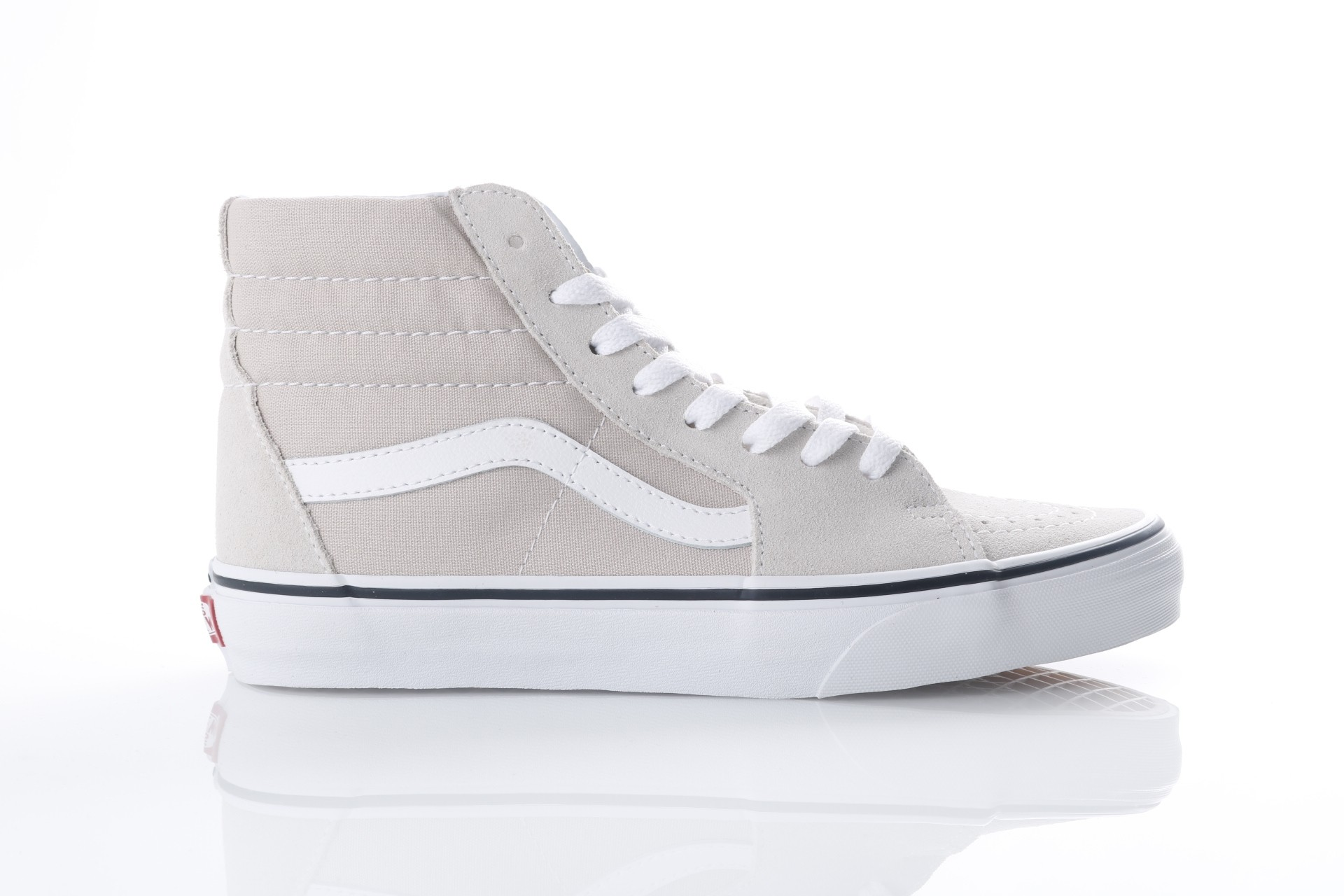 Foto van Vans Classics VA38GE-QA3 Sneakers Sk8-hi Zilver