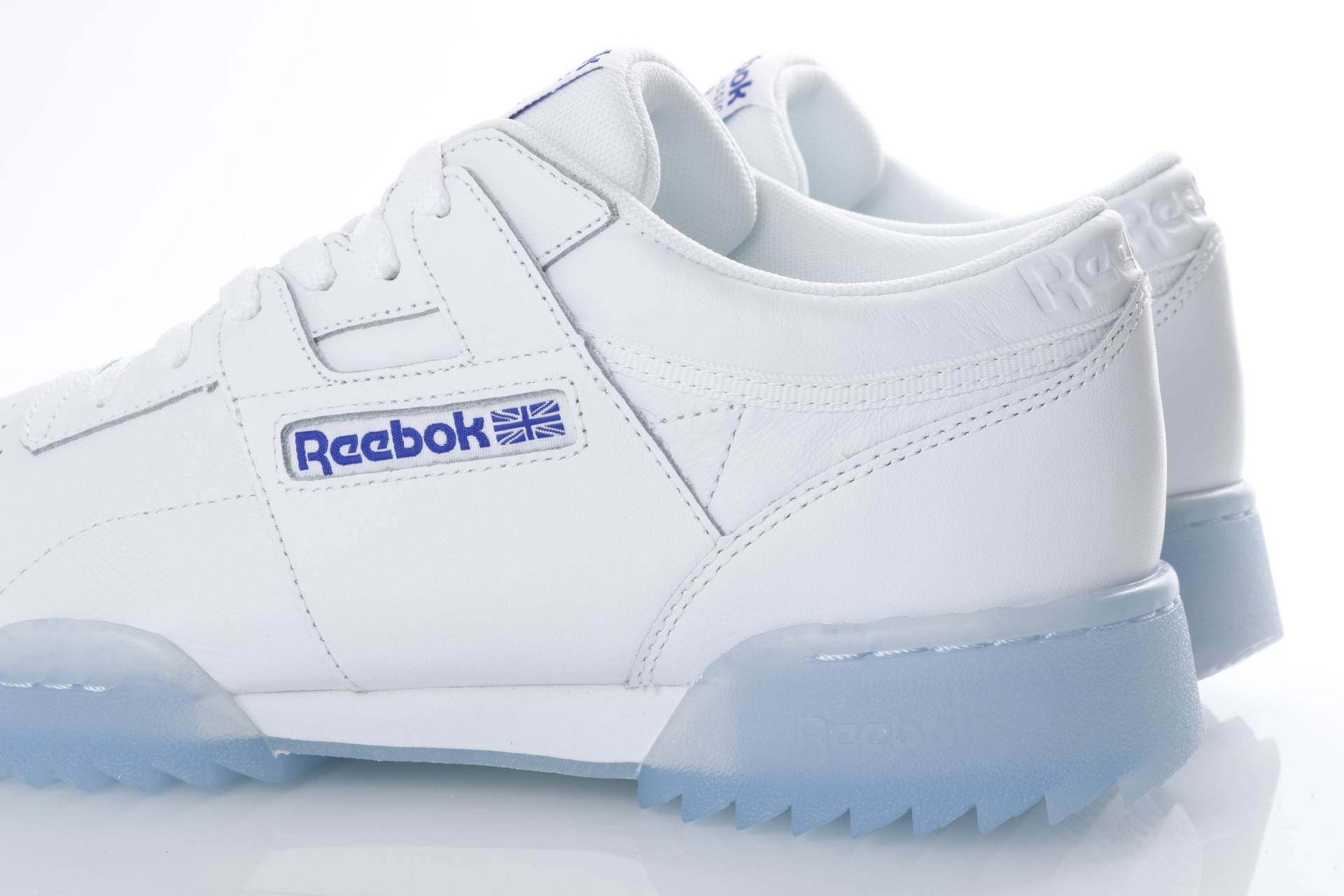 Reebok CM9931 Sneakers Workout clean ripple ice Wit - Go-Britain.nl 0f635f4fb