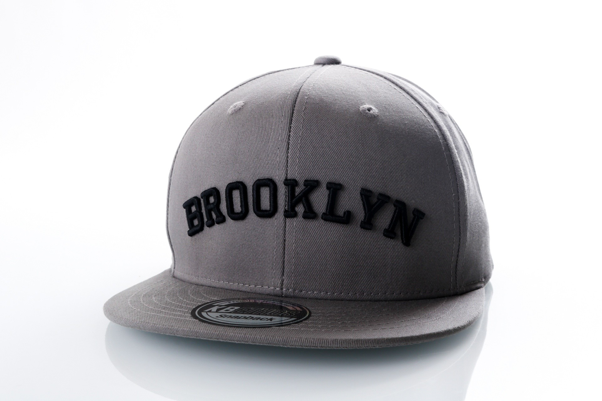 Foto van Ethos Brooklyn KBN-500BN light grey KBN-500BN dad cap light grey