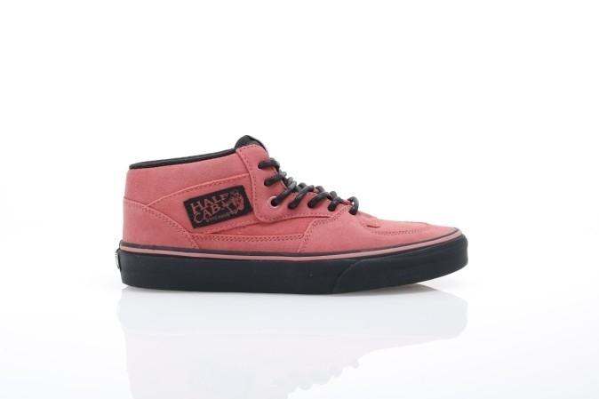 Foto van Vans Classics VA348E-QV4 Sneakers Half cab Roze