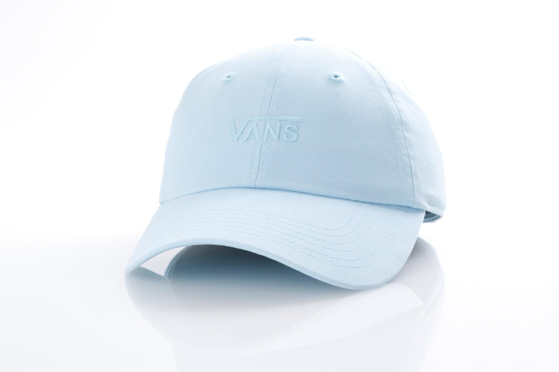 Afbeelding van Vans VA31T6-689 Dad cap Court side Blauw