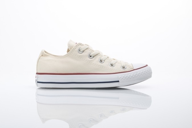 Foto van Converse M9165C Sneakers All Star Ox Wit
