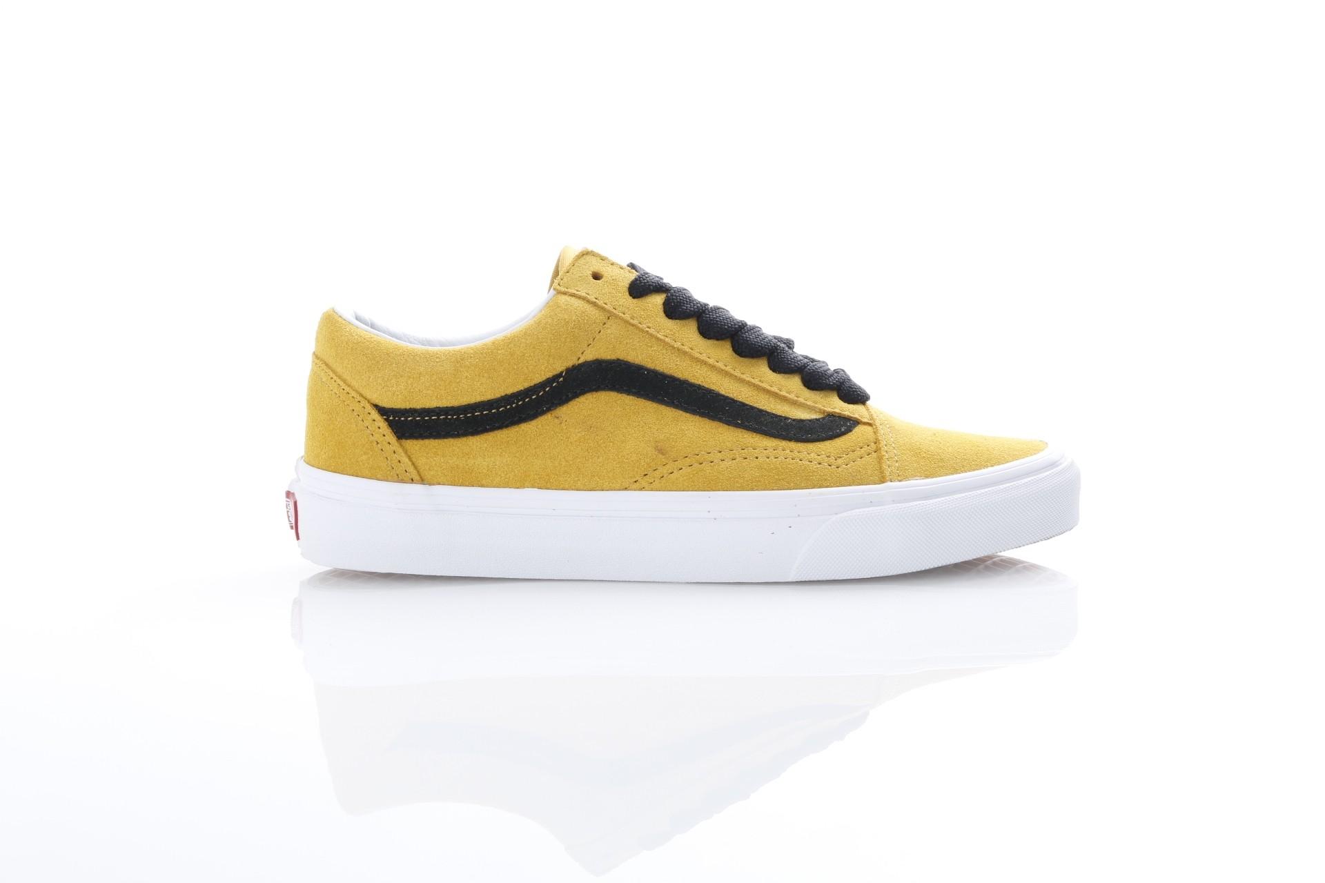 Foto van Vans Classics VA38G1-R0Y Sneakers Old skool tawny olive