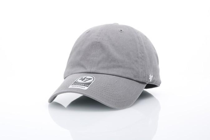 Afbeelding van 47 Brand BL-GW00GWSNL-DY Dad cap Classic clean up Grijs