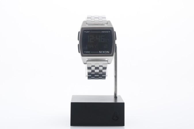 Foto van Nixon A1107-000--00 Watch Base Zwart
