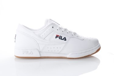 Foto van Fila 1VF80172-150 Sneakers Original fitness Wit