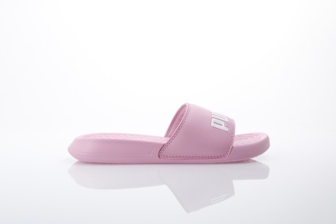 Foto van Puma 360265-16 Slide sandal Popcat Roze