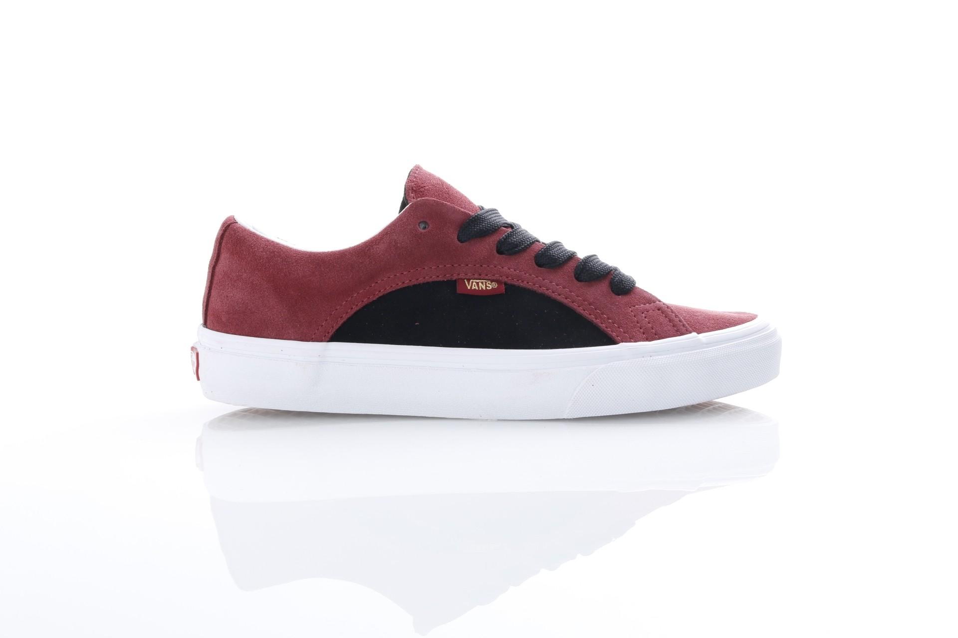 Afbeelding van Vans Classics VA38FI-QL9 Sneakers Lampin Rood